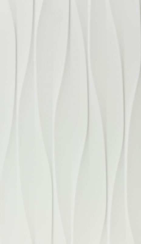 12x24 Super White Wind Matte