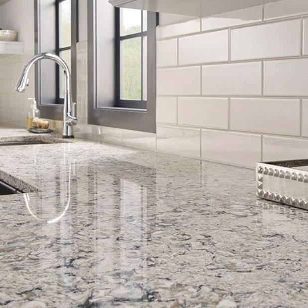 Quartz, Granite & Marble