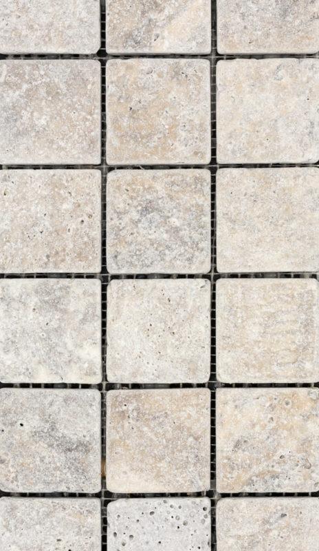 2x2 Marbella Stone Pewter