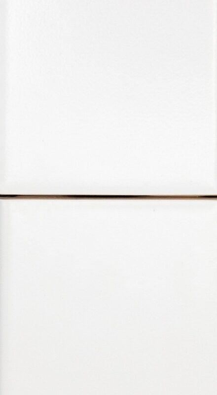 3x6 Matte White Ice