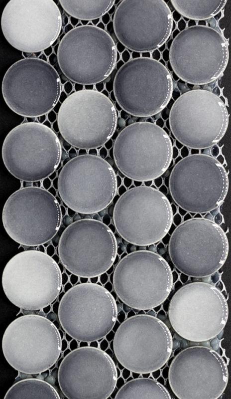 Quarter Round Artisan Denali Grey