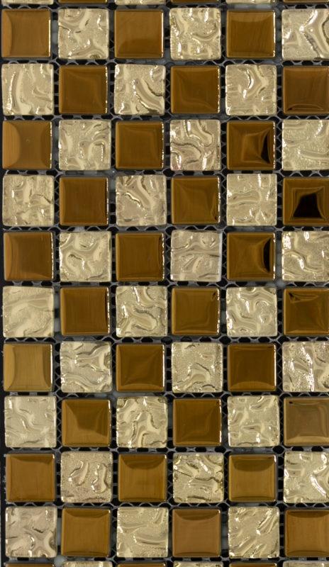Rhino Tough Brand Glass Mosaic GM004