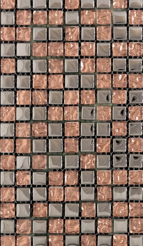 WB240421 Rhino Tough Brand Glass Mosaic HL1516
