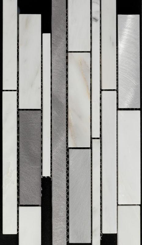 Rhino Tough Brand Carrara Titanium Linear