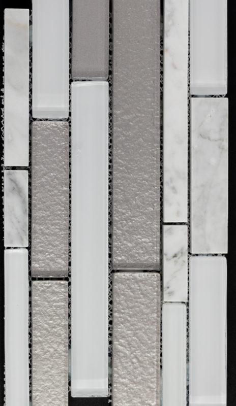 Rhino Tough Brand Metallic Carrara Linear