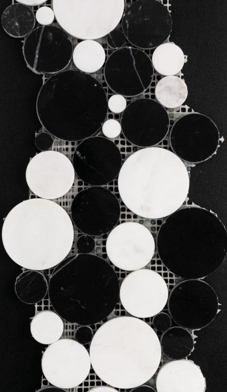 Rhino Black & White Circles