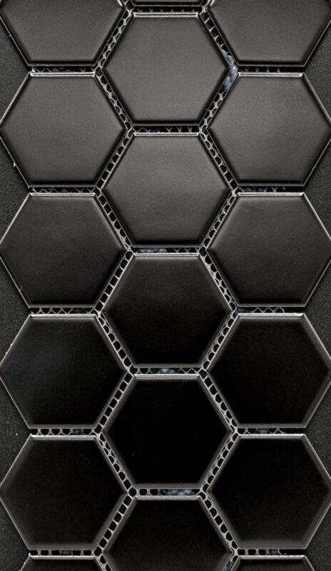 Matte Black 2-Hex